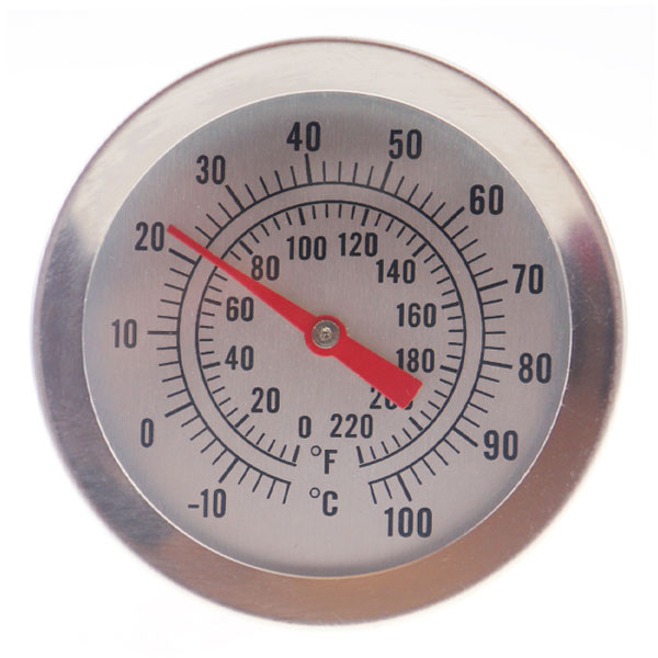 Home Brew Dial Thermometer, Hydrometer